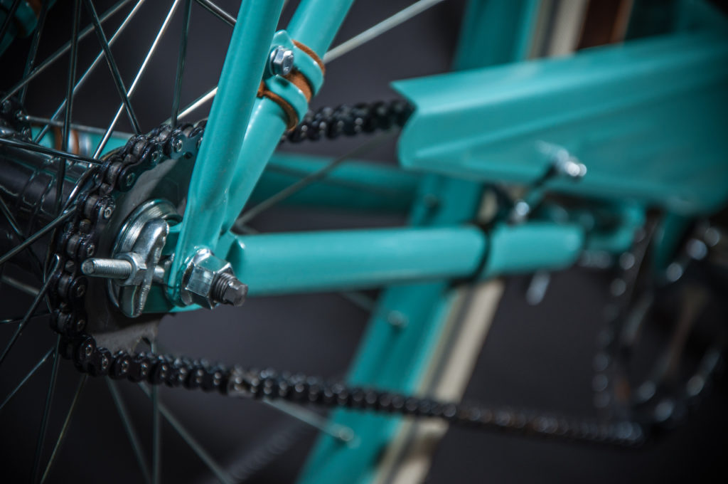 Napínáky řetězu – drobnost, bez které by kolo bylo k nepotřebě...